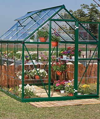 Harmony Series Greenhouse by Palram, , large