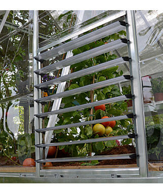 Side Louver Vent for Palram Greenhouses, , large
