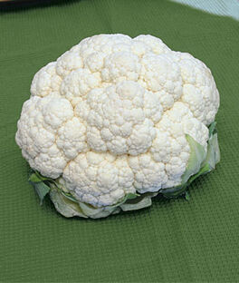 Cauliflower, Snowball Y Organic, , large