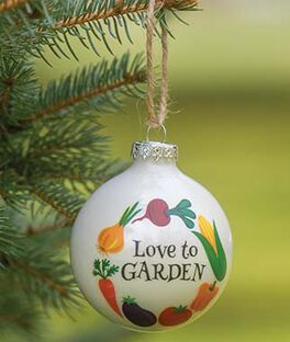 Love to Garden Ornament, , large