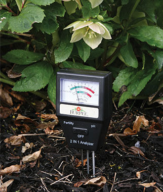 Electronic Soil Tester, , large