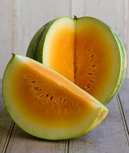 Watermelon, Orange Crisp Hybrid, , large
