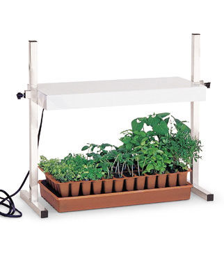Burpee Table Top Grow Light, , large