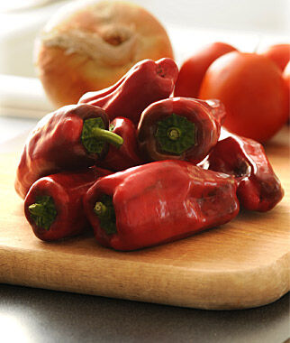 Pepper, Hot, Sweet Heat Hybrid, , large