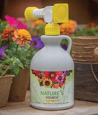 Nature's Source Plant Food 10-4-3, , large