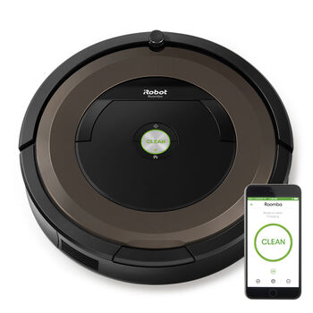 Roomba 890 with Smart Phone