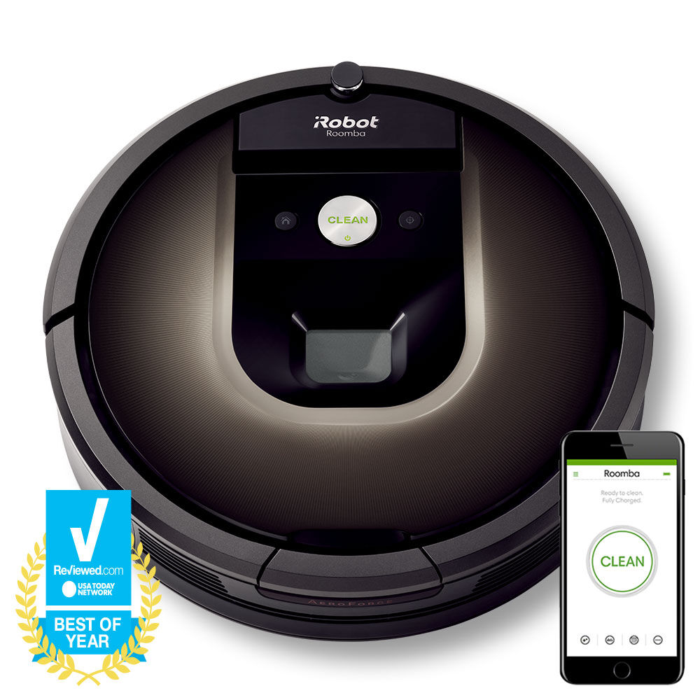 iRobot® Roomba® 980