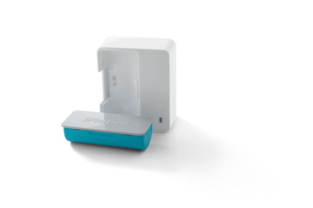 Cargador y batería de iones de litio para Braava jet™ de iRobot®