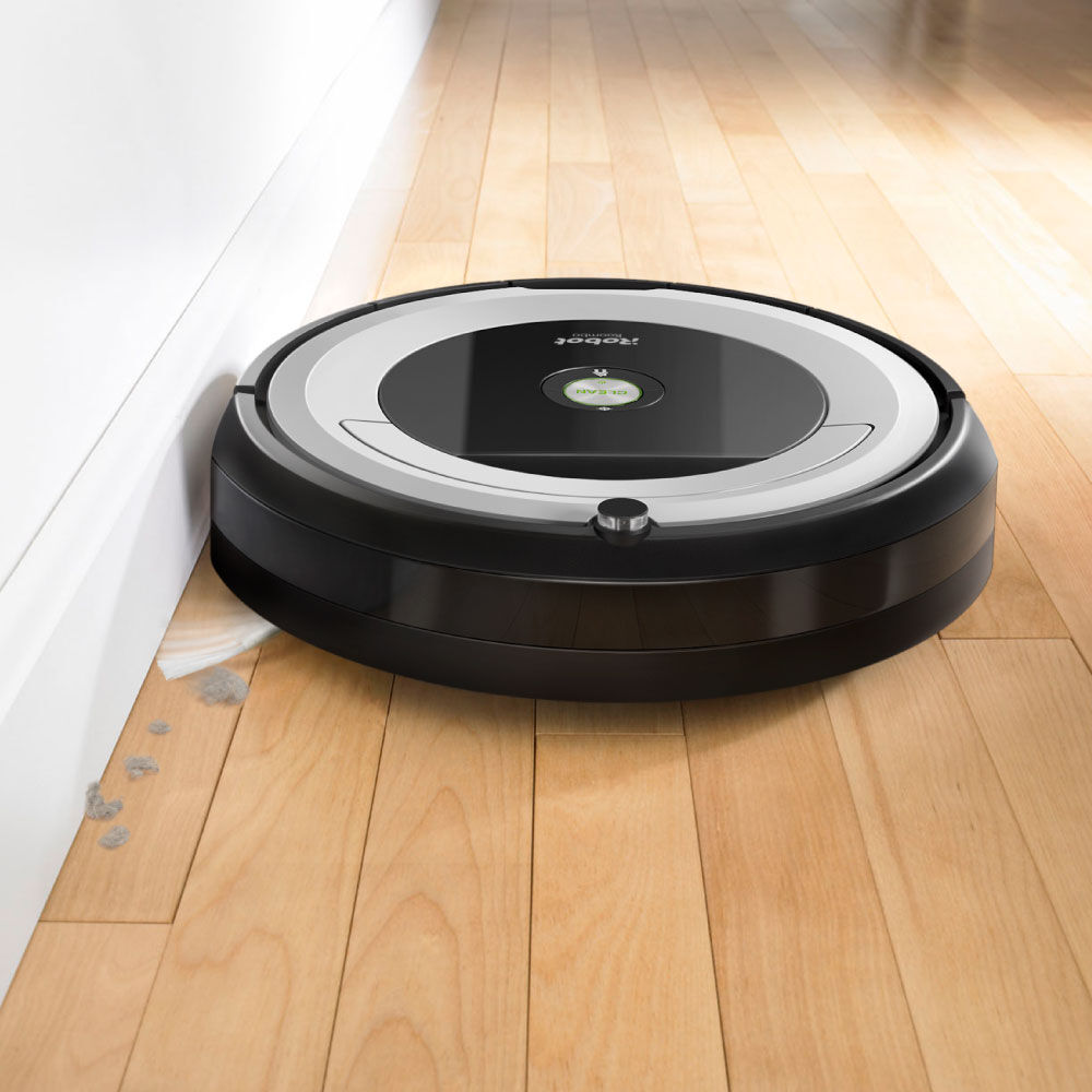 Roomba Wood Floors