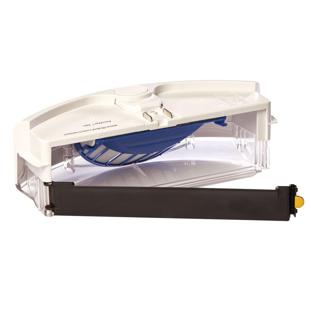 AeroVac™ Bin, White
