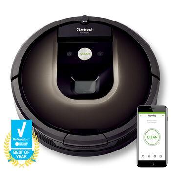IRobotR RoombaR 980 Wi FiR Connected Robot Vacuum