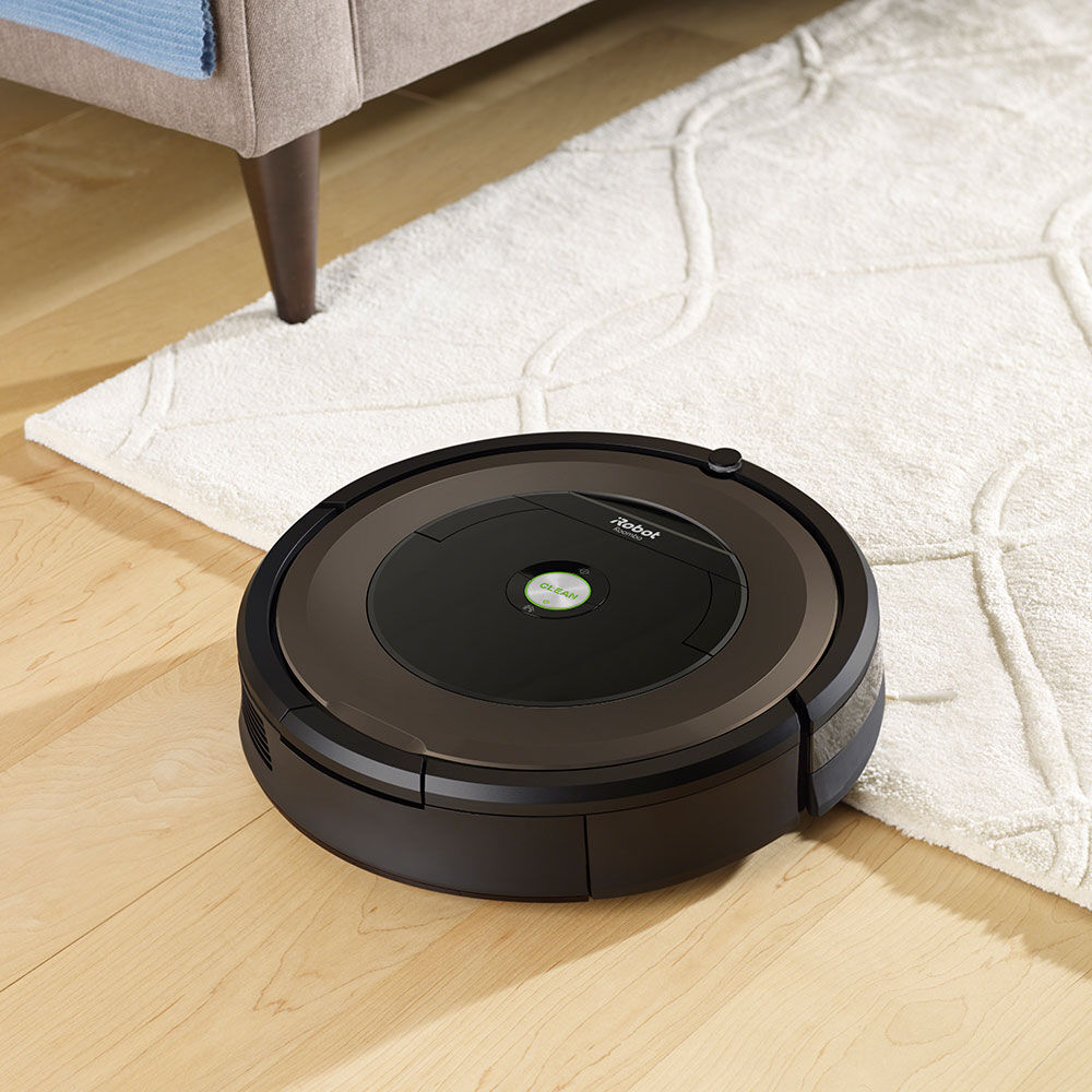 ... Roomba 890 Transitioning From Wood Floor To Carpet ...