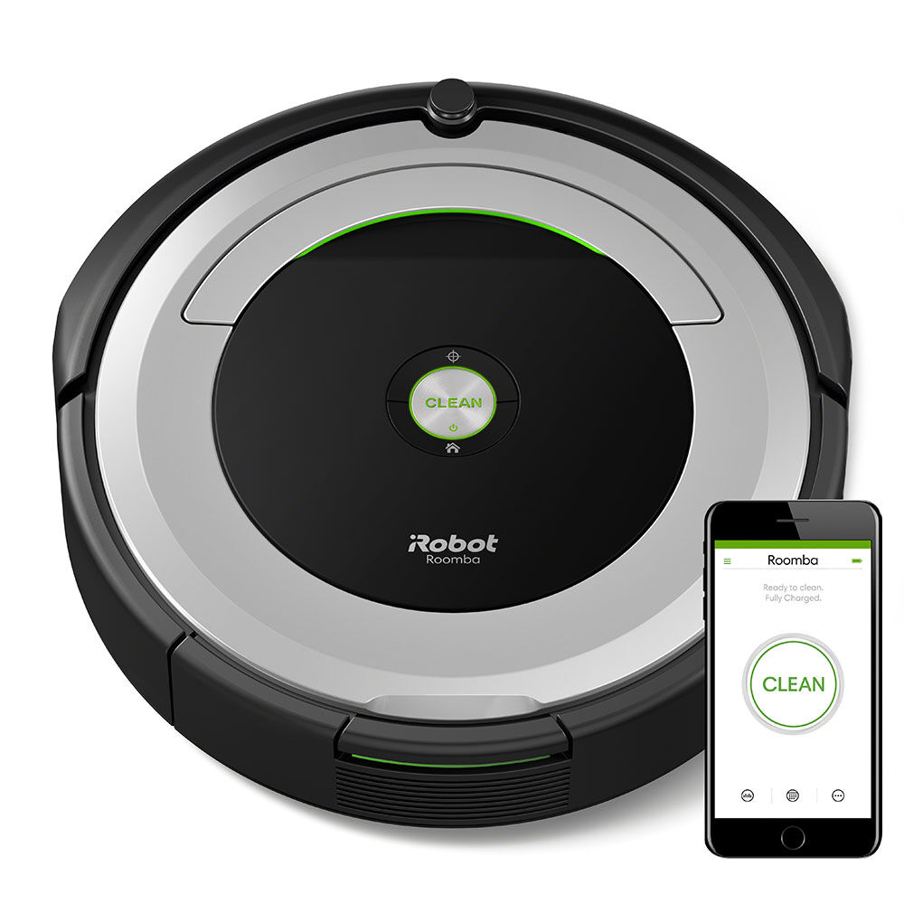 Roomba 690 with Smart Phone
