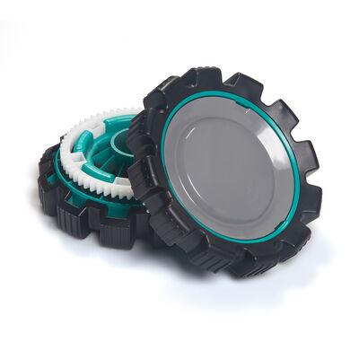 Mirra Rubber Wheels Irobot