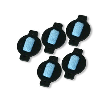 5-Pack Wick Cap Replacement For Pro-Clean System