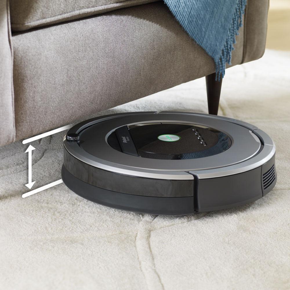 roomba 860 robot vacuum irobot. Black Bedroom Furniture Sets. Home Design Ideas