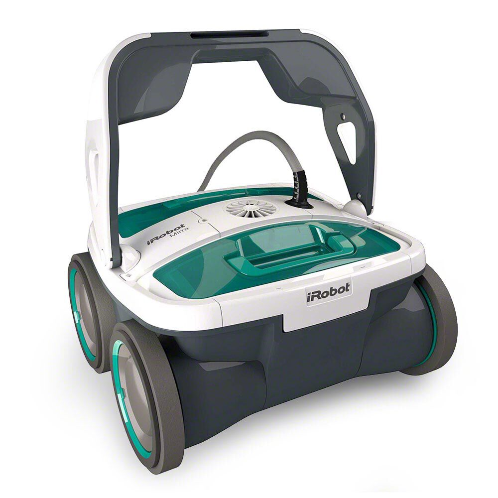 mirra 530 pool cleaning robot irobot. Black Bedroom Furniture Sets. Home Design Ideas