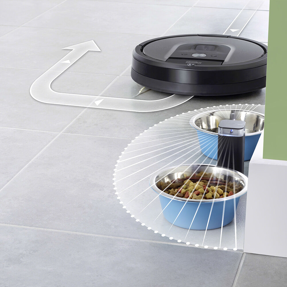iRobot Roomba 980 Gray Robotic Cleaner Brand