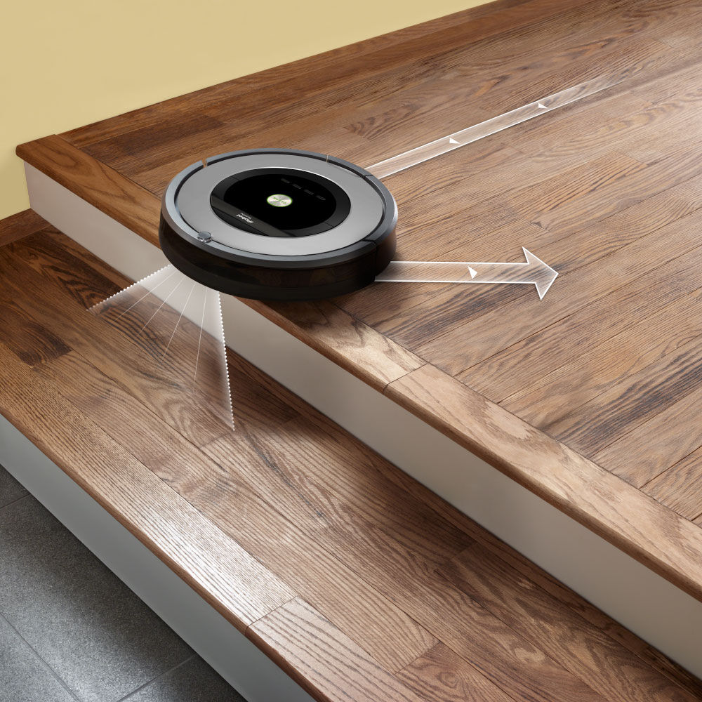 Roomba 860 robot vacuum irobot - Can a roomba go from hardwood to carpet ...