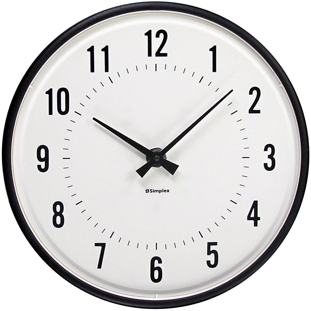 Line Drawing Clock : Wall clock line drawing  clocks