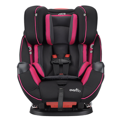 Symphony Elite All-in-One Car Seat (Raspberry Sorbet)