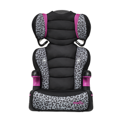 Big Kid Amp Highback 2-in-1 Belt-Positioning Booster Car Seat (Phoebe)