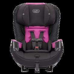 Stratos Convertible Car Seat (Pink Sunset)