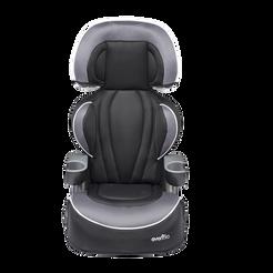 Big Kid LX Highback 2-in-1 Belt-Positioning Booster Car Seat (Tuxedo)