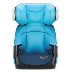 Spectrum Belt-Positioning Booster Car Seat (Bubbly Blue)
