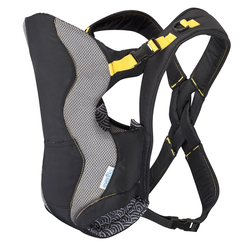 Breathable Carrier (Yellow Koi)