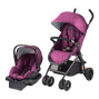 Sibby Travel System (Raspberry)