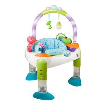 Fast Fold Go Activity Center Exersaucer Exersaucer