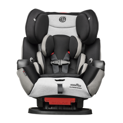Platinum Symphony LX All-in-One Car Seat (Lunar Skies)