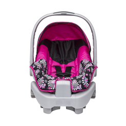 Nurture Infant Car Seat (Black Belle)