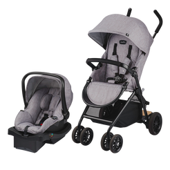 Sibby Travel System (Mineral Grey)
