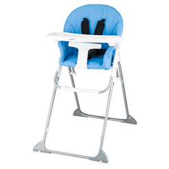 Clifton High Chair (Sky Blue)