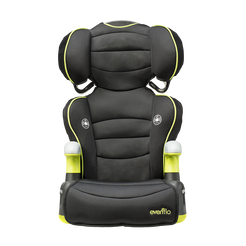Big Kid Amp Highback 2-in-1 Belt-Positioning Booster Car Seat (Naperville)