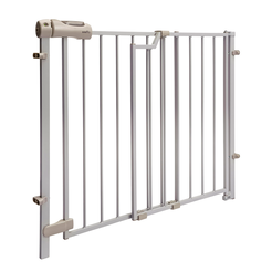Secure Step Gate (Taupe Metal)