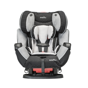evenflo symphony dlx all in one car seat manual