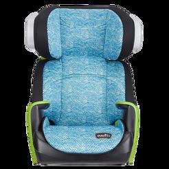 Spectrum Belt-Positioning Booster Car Seat (Varsity Blue)