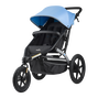 Charleston Jogging Stroller (Sky Blue)