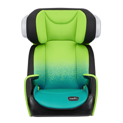 Spectrum Belt-Positioning Booster Car Seat (Seascape)