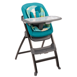 4-in-1 Quatore High Chair (Deep Lake)