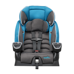 Maestro Harnessed Booster Car Seat (Thunder)