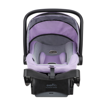 Platinum LiteMax 35 Infant Car Seat (Sadie Spring)