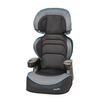 Big Kid LX Highback 2-in-1 Belt-Positioning Booster Car Seat (Maui)