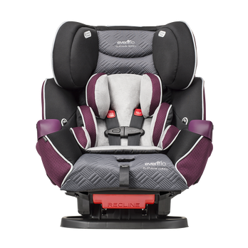 symphony all in one car seat evenflo. Black Bedroom Furniture Sets. Home Design Ideas