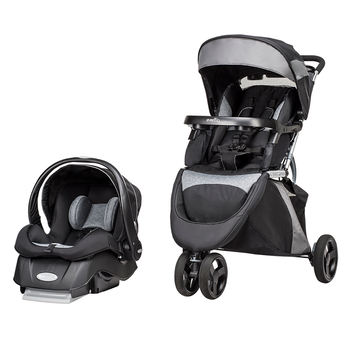 EPIC Travel System (Jet Black)