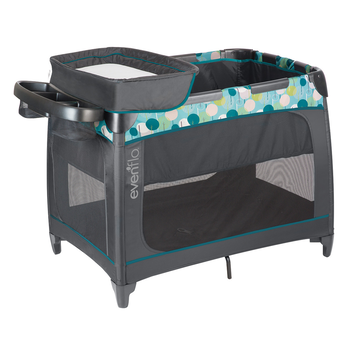 Aeris BabySuite Playpen (Deep Lake)