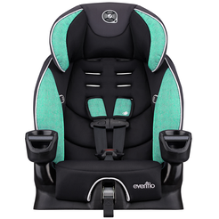 Maestro Performance Harnessed Booster Car Seat (Biscay Bay)